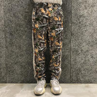 PALM  ANGELS WOOD CAMO TRACK PANTS