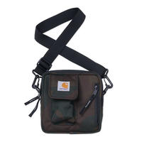 CARHARTT  WIP   ESSENTIALS BAG, SMALL  CAMO EVERGREEN