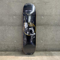 POLAR SKATE CO. OSKAR ROZENBERG THE COUNT BLACK 7.875/8.25