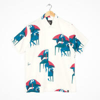 BY PARRA CAMP COLLAR SHIRT MONACO