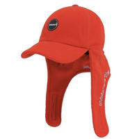 THISISNEVERTHAT  FLEECE EARFLAP CAP RED