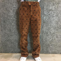 SOULLAND  BILLY PANTS   BROWN