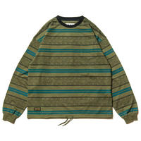 TIGHTBOOTH PRODUCTION ENCORE CREW SWEAT GREEN
