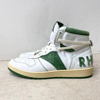 RHUDE RHECESS HI SKYLINE WHITE