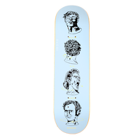"WKND SKATEBOARDS  ""DREAMS & NIGHTMARES"" JOJO JIM & ANDY JOHAN STUCKEY 8.0INCH"