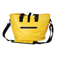 RICHARDSON RUBBER WORK BAG YELLOW