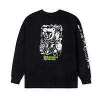 DREAMLAND SYNDICATE CUTELAND LONG SLEEVE BLACK