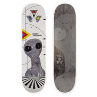 ALIEN WORKSHOP SAMMY MONTANO PRO DEBUT 8.25