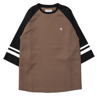 EVISEN SKATEBOARDS AERO TECH RAGLAN CHARCOAL