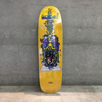 POLAR SKATE CO. HJALTE HALBERG DRAGON GATE DECK P9 8.625INCH