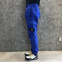 STONE ISLAND  CARGO PANTS  701532203  BLUE