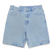 THISISNEVERTHAT REGULAR DENIM SHORT LIGHT BLUE