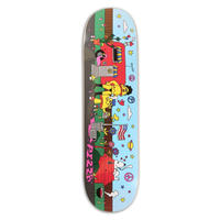 PIZZA SKATEBOARDS FLORIDA DECK 8.375