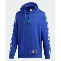 ADIDAS SKATEBOARDING QRZ HOODIE ACTIVE BLUE