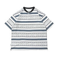 TIGHTBOOTH PRODUCTION ENCORE HENLEY SHIRT WHITE