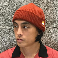 PARK DELICATESSEN CAMPUS KNIT CAP CLAY