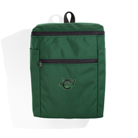 COMA BRAND  BACKPACK GREEN