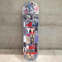 POLAR SKATE CO. NICK BOSERIO GNARHAMMER DECK 8.125