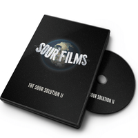 "SOUR  SOLUTION ""THE SOUR SOLUTION2"" DVD"