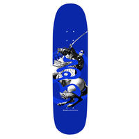 EVISEN SKATEBOARDS SHOGUN BLUE TRENDING SHAPE 8.75