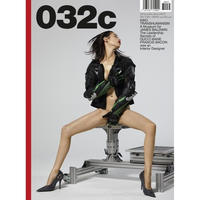 032c  Issue #35  cover- Kiko
