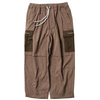 TIGHTBOOTH PRODUCTION BAGGY CARGO PANTS BROWN