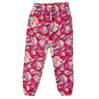 THE QUIET LIFE GIBBLER BEACH JOGGER RED