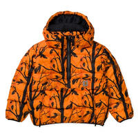 CARHARTT W.I.P JONES PULLOVER CAMO TREE, ORANGE
