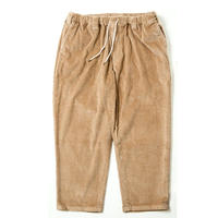 TIGHTBOOTH PRODUCTION BAGGY CORD PANTS BEIGE