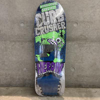 HEROIN SKATEBOARDS CURB CRUSHER KING 10.25