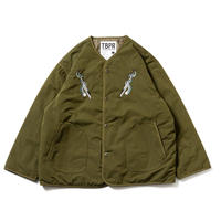 TIGHTBOOTH TAKODOSU LINER JACKET  OLIVE