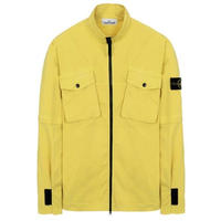 STONE ISLAND 10802 DARK YELLOW