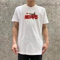 HOPPS PUNCH OUT TEE WHITE