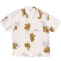 POP TRADING COMPANY VAN GOGH S/S SHIRT OFF WHITE
