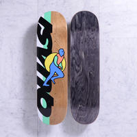 QUASI SKATEBOARDS MAN BROWN / NATURAL / PINK