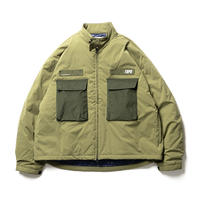 TIGHTBOOTH PUFFY SWINGTOP BLACK  OLIVE