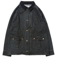 EVISEN SKATEBOARDS CONTRA JKT BLACK DENIM