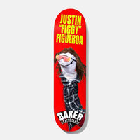 BAKER SKATEBOARDS FIGGY SOCK PUPPET DECK 8.0