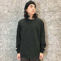 ALEXANDER WANG  HIGH TWIST LONG  SLEEVE  BLACK