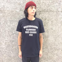 PARK DELICATESSEN WINDOWS TEE CLASSIC BLACK