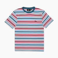 BY PARRA STRIPED T SHIRT MULTI