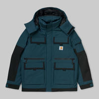 CARHARTT W.I.P HENDON JACKET DUCK BLUE / BLACK