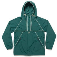 THE QUIET LIFE BELMONT WINDY JACKET GREEN