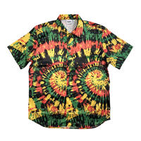 SSS WORLD CORP TIE-DYE SHIRT
