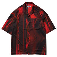 EVISEN SKATEBOARDS KATANA SHIRT RED