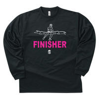 FINISHER no pain, no gain