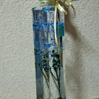 ハーバリウム・ブルーバージョン