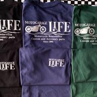 LIFE オリジナルTシャツ A(送料込みネコポス便)