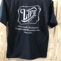 LIFE オリジナルTシャツC(送料込みネコポス便)