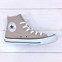 CONVERSE CANVAS ALL STAR COLORS HI ベージュ